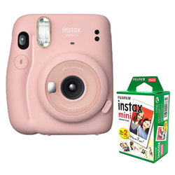 Fujifilm Instax Mini 11 with Instax Mini-20 Photo (Combo)