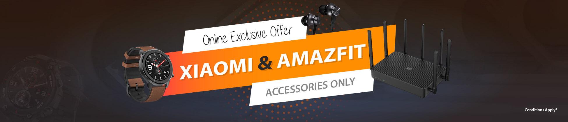 Xiaomi & Amazfit Exclusive Offer