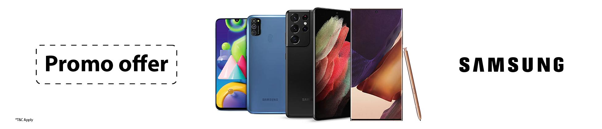 Samsung September Offer