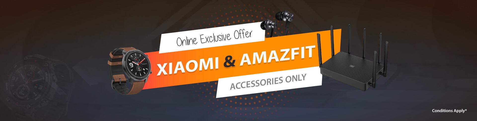 Xiaomi & Amazfit Offer